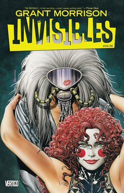 The Invisibles: Book One by Grant Morrison