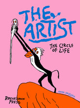 The Artist: The Circle of Life by Anna Haifisch