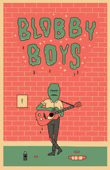 Blobby Boys by Alex Schubert