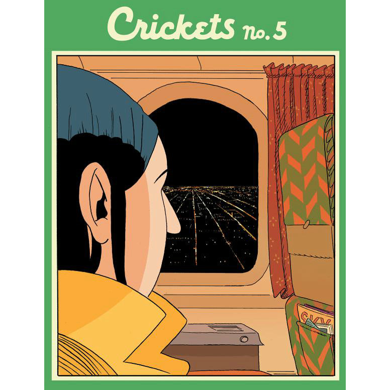 Crickets 5 by Sammy Harkham