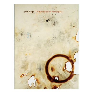 Composition in Retrospect by John Cage