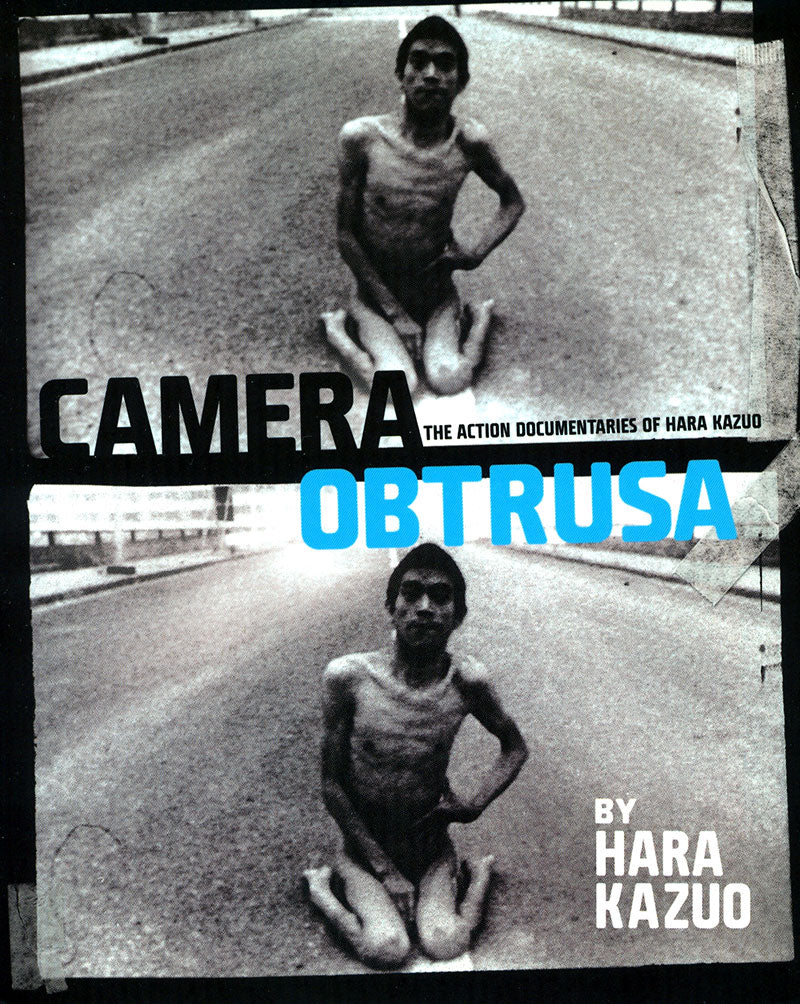 Camera Obtrusa by Hara Kazuo