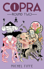 Copra Round Two by Michel Fiffe