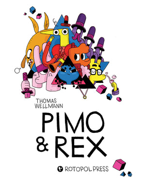 Pimo & Rex by Thomas Wellmann
