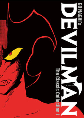 Devilman: The Classic Collection 1 by Go Nagai