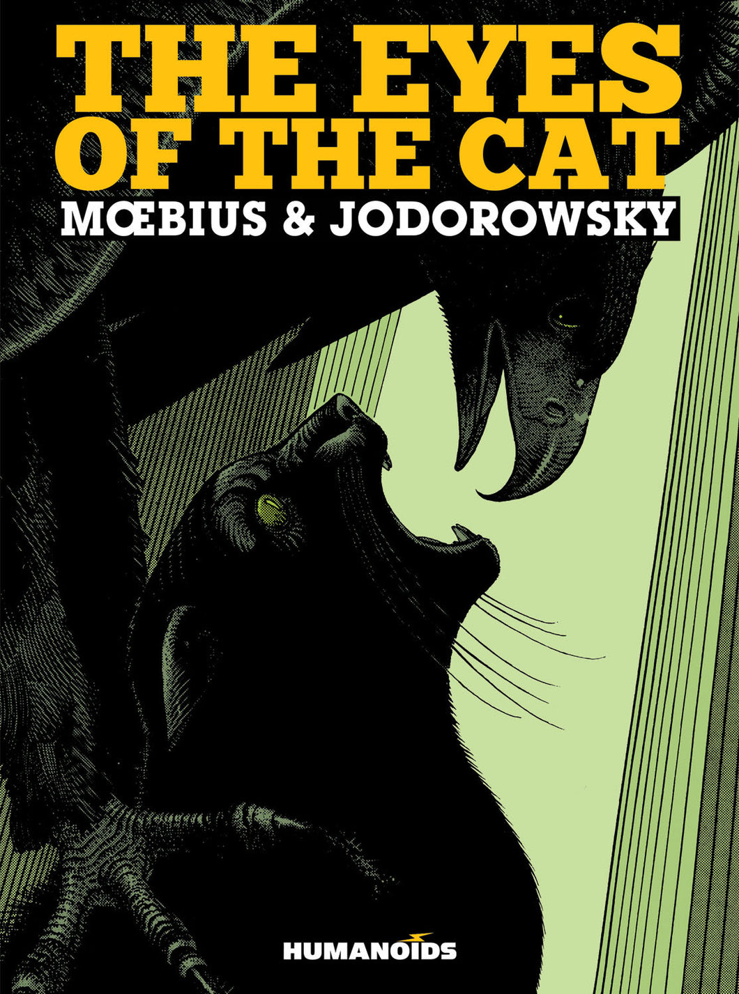 The Eyes of the Cat by Alejandro Jodorowsky and Moebius