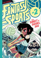 Fantasy Sports No. 2: The Bandit of Barbel Bay by Sam Bosma