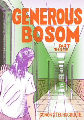 Generous Bosom 3 by Conor Stechschulte