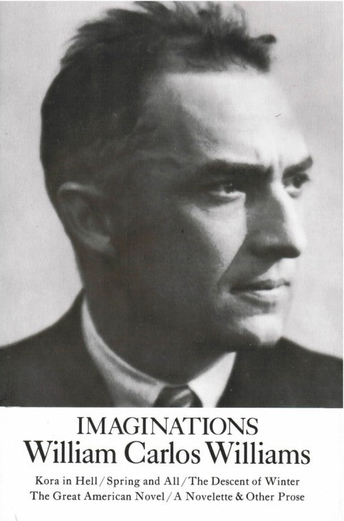 Imaginations by William Carlos Williams