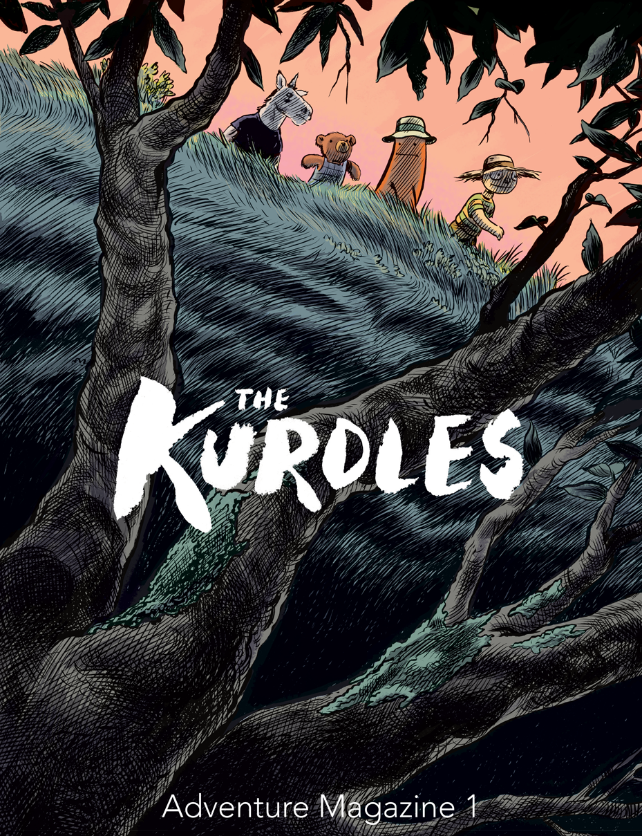 The Kurdles Adventure Magazine #1 by Robert Goodin