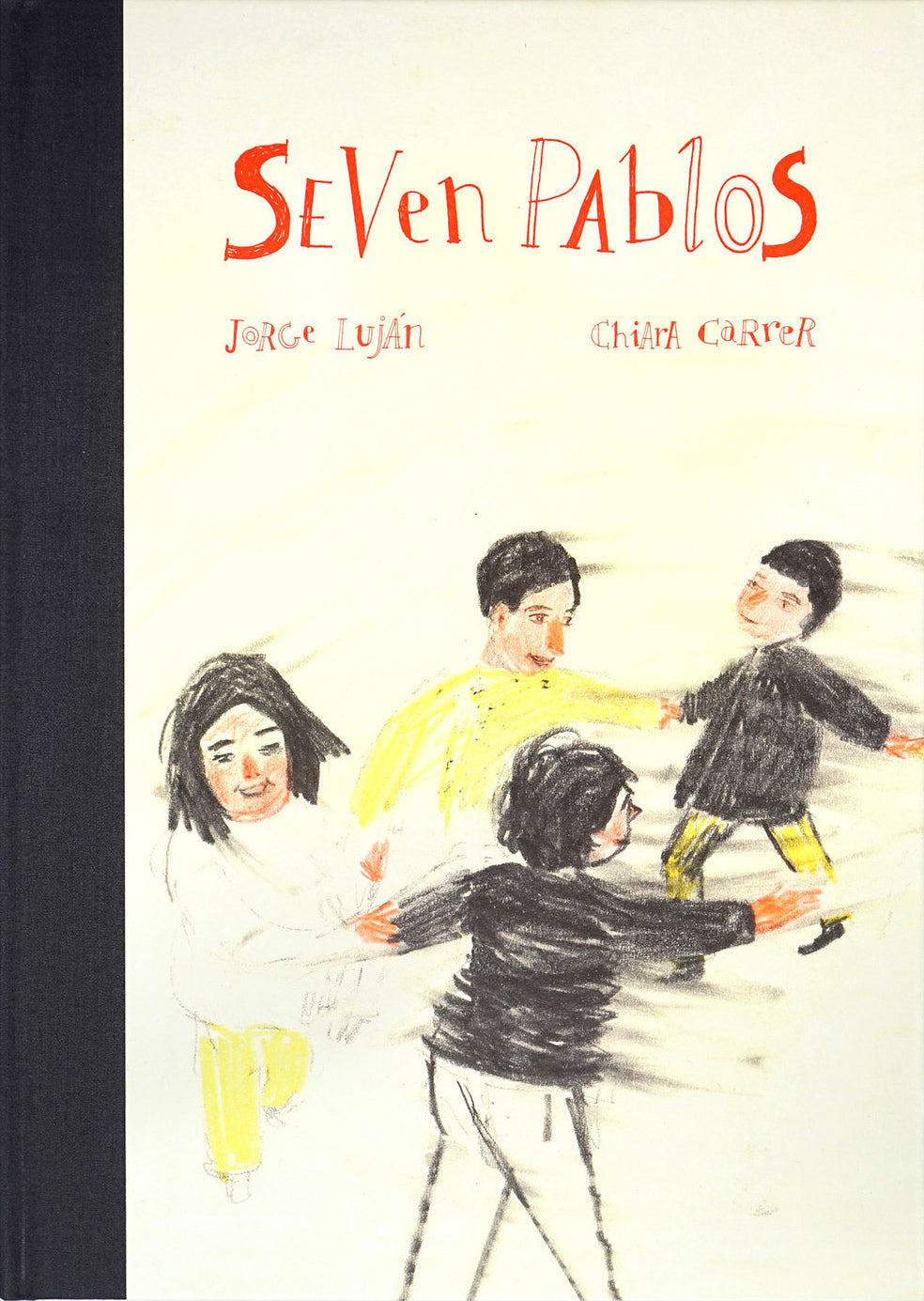 Seven Pablos by Jorge Luján and Chiara Carrer
