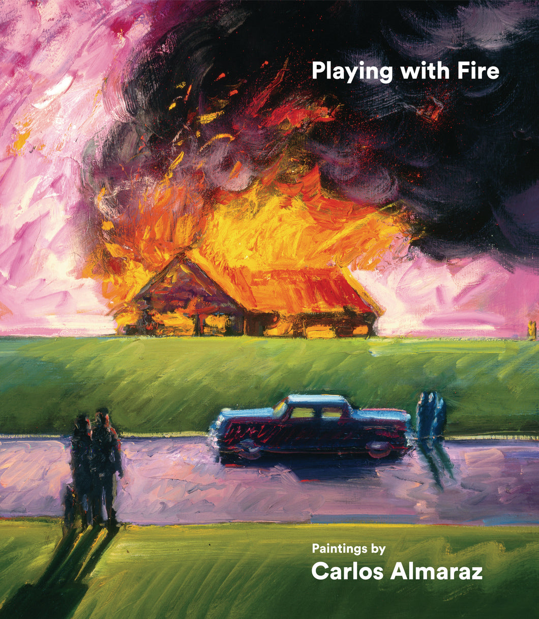 Playing with Fire by Carlos Almaraz