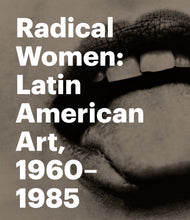 Radical Women: Latin American Art, 1960-1985