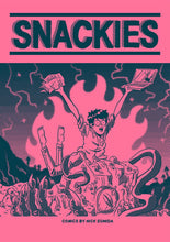 Snackies by Nick Sumida