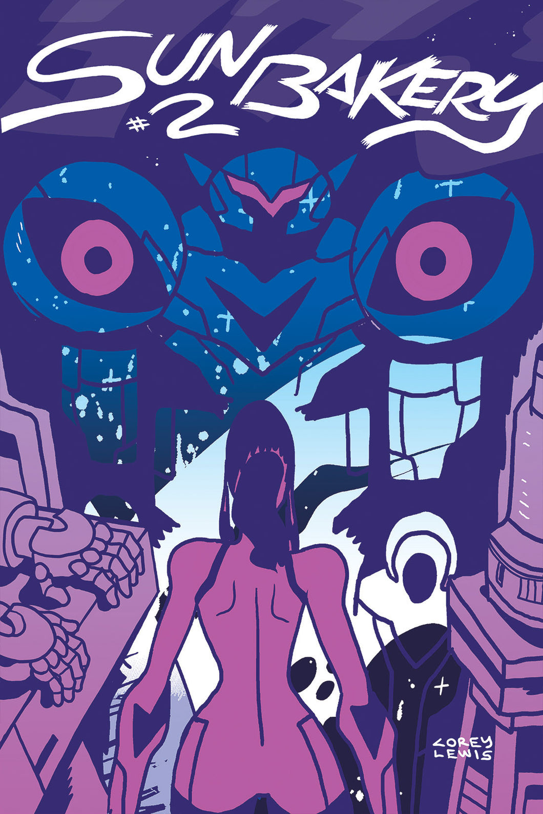 Sun Bakery 2 by Corey Lewis