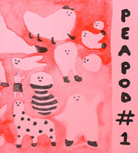 Peapod #1 Comic Anthology