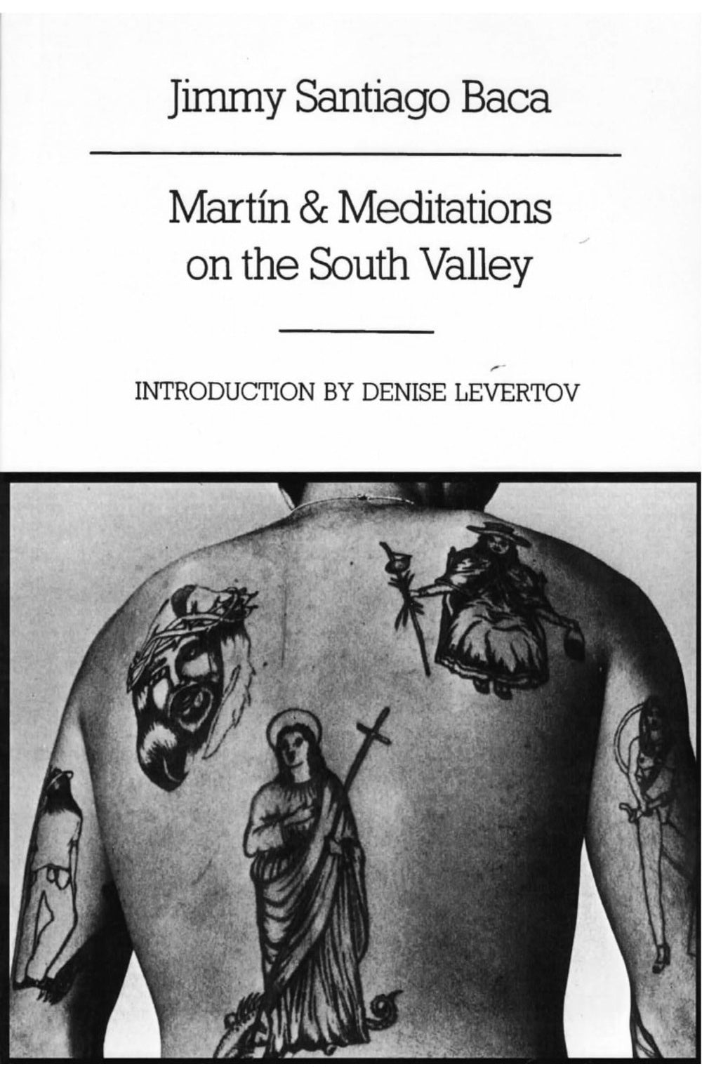 Martin And Meditations On The South Valley by Jimmy Santiago Baca
