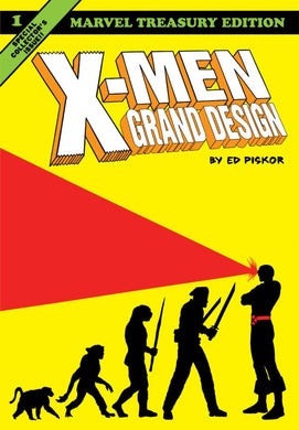 X-Men: Grand Design by Ed Piskor