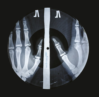 X-Ray Audio: The Strange Story of Soviet Music on the Bone