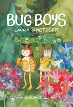 Bug Boys by Laura Knetzger