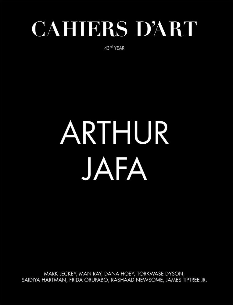 Cahiers d'Art: 43rd Year by Arthur Jafa