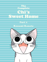 The Complete Chi's Sweet Home, Part 1 by Konami Kanata