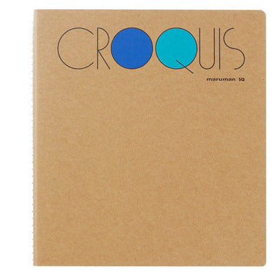 Croquis Sketchbook SQ (7.2