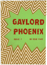 Gaylord Phoenix #7 by Edie Fake