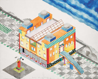Don't Take These Drawings Seriously: 1981-1987 By Nathalie Du Pasquier