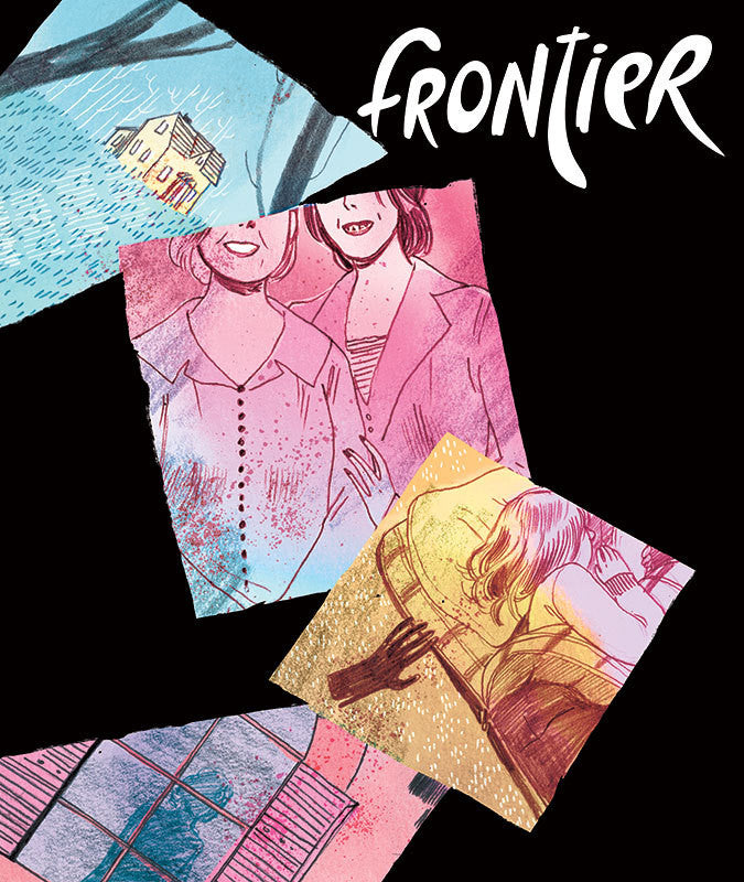 Frontier #6 by Emily Carroll