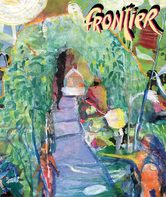 Frontier #17 by Lauren R. Weinstein