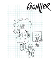 Frontier #18 by Tiffany Ford