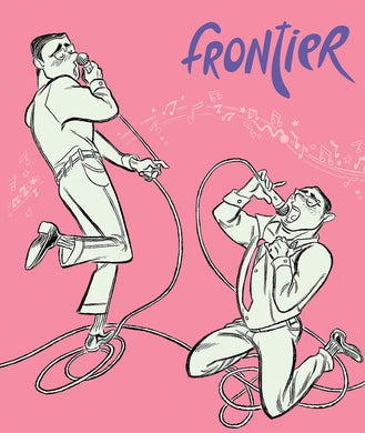Frontier #20 by Anatola Howard