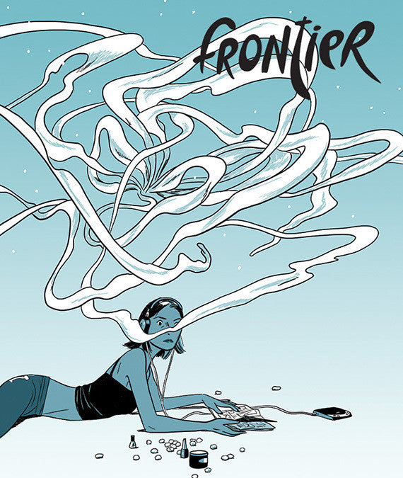 Frontier #7 by Jillian Tamaki