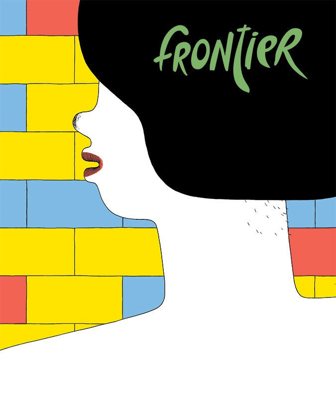 Frontier #10 by Michael DeForge