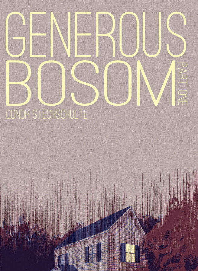 Generous Bosom 1 by Conor Stechschulte