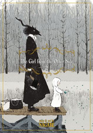 The Girl From the Other Side: Siúil, a Rún Vol. 2 by Nagabe