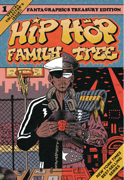 Hip Hop Family Tree Vol. 1: 1970s-1981 by Ed Piskor