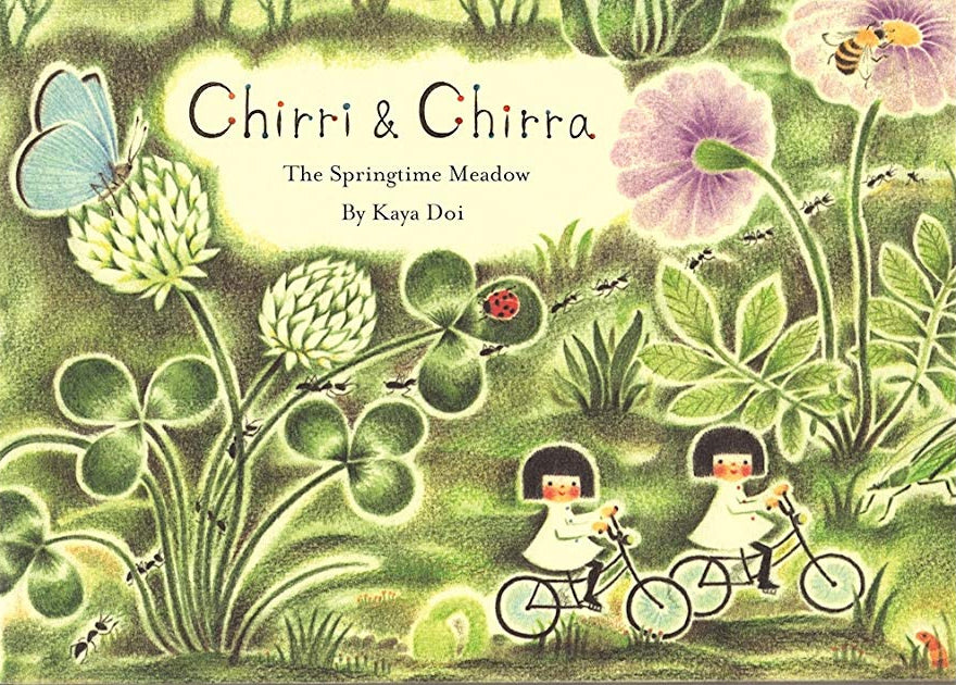 Chirri & Chirra In the Tall Grass by Kaya Doi