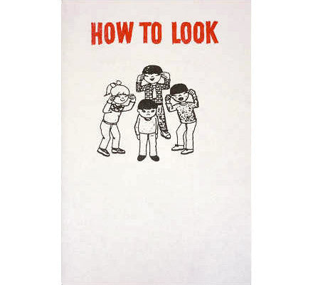 How To Look  By Aryo Toh Djojo