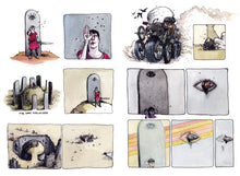 It Will All Hurt 1 by Farel Dalrymple