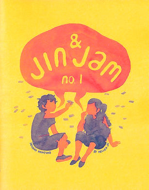 Jin & Jam No. 1 by Hellen Jo