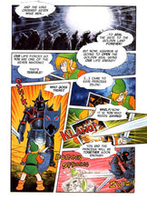 The Legend of Zelda: A Link to the Past by Shotaro Ishinomori