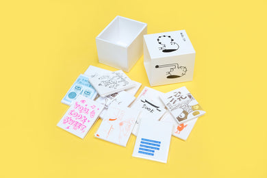 Mini Zine Box by Bananafish