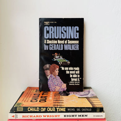 Cruising by Gerald Walker