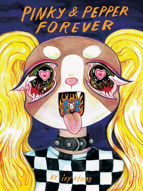 Pinky and Pepper Forever by Ivy Atoms