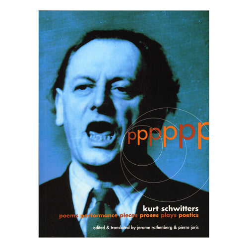 Pppppp by Kurt Schwitters