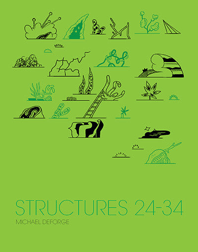 Structures 24-34 by Michael DeForge