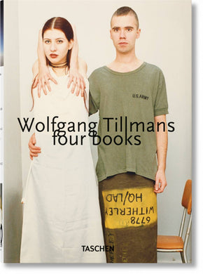 Four Books (40th Anniversary Edition) by Wolfgang Tillmans