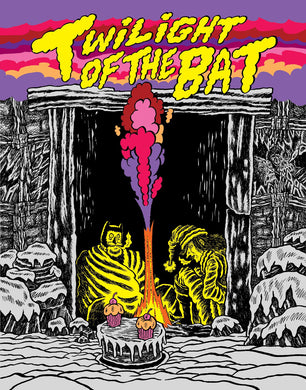 Twilight of the Bat by Josh Simmons & Pat Keck